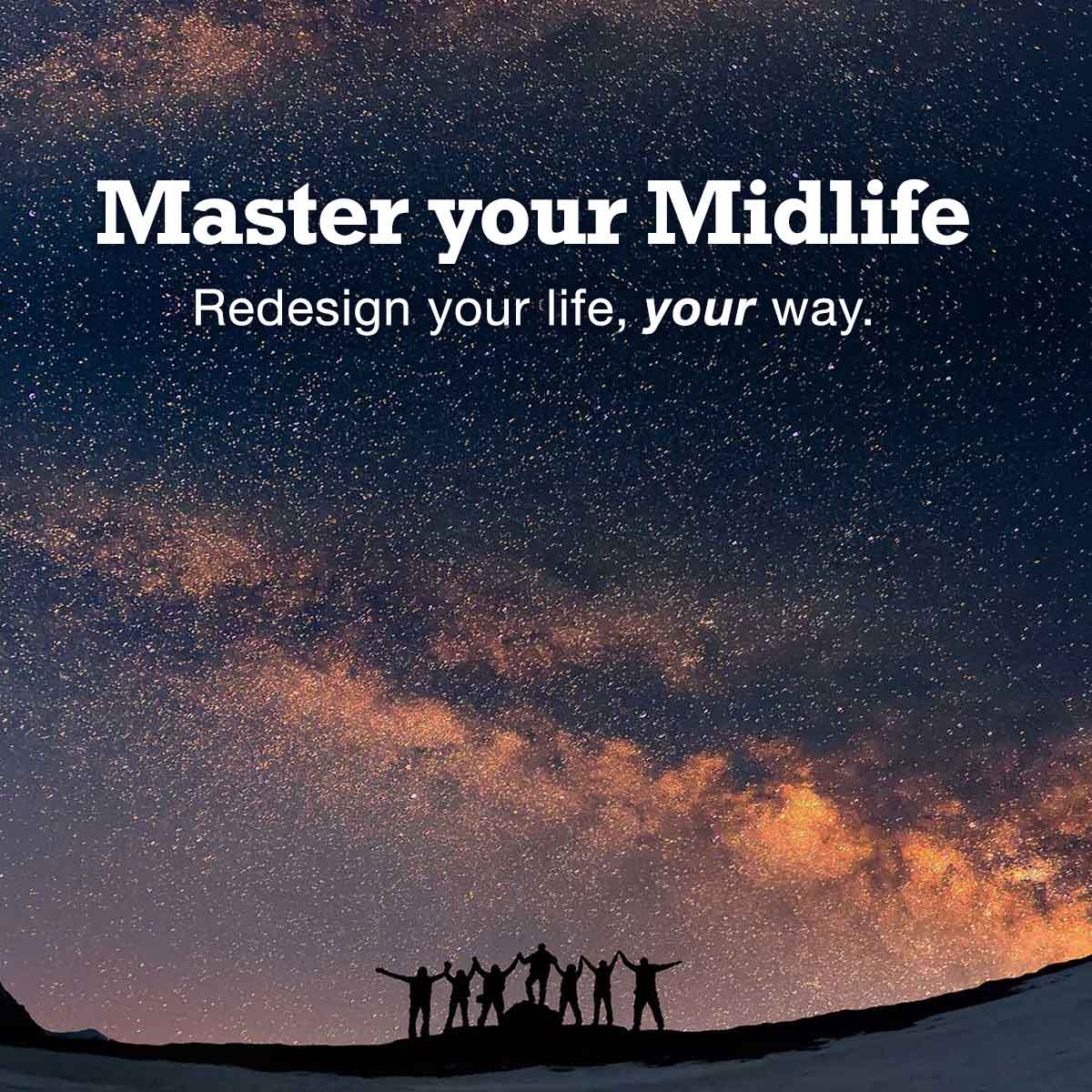 Master your Midlife | Midlife Tribe