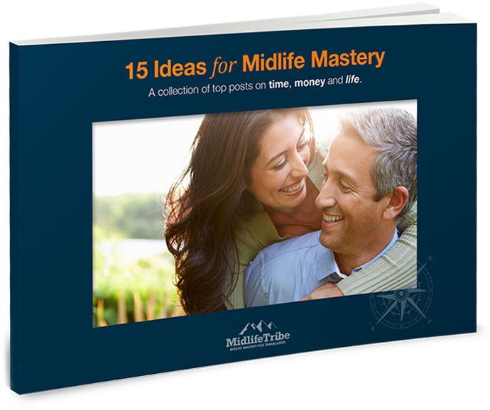 15 Ideas for Midlife Mastery free eBook | Midlife Tribe