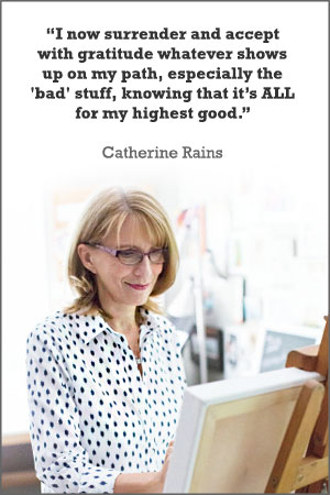 Midlife Mentors - Catherine Rains Art Studio | Midlife Tribe
