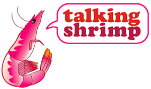 Talking Shrimp | Midlife Tribe