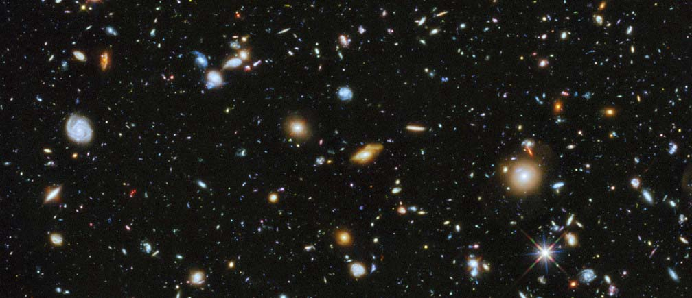 100 Billion Galaxies in the Observable Universe | Midlife Tribe