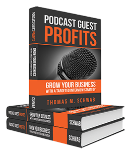 Podcast Guest Profits - Tom Schwab | Midlife Tribe