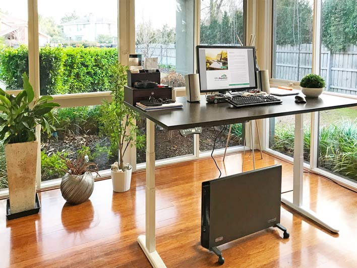 The perfect home office | Midlife Tribe