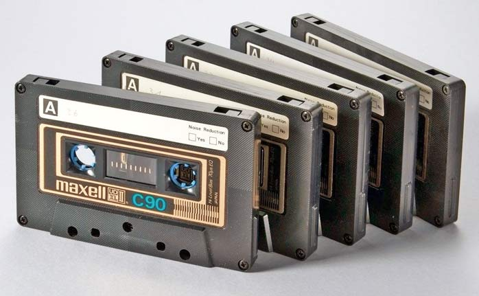 Before CDs there were cassette tapes | Midlife Tribe