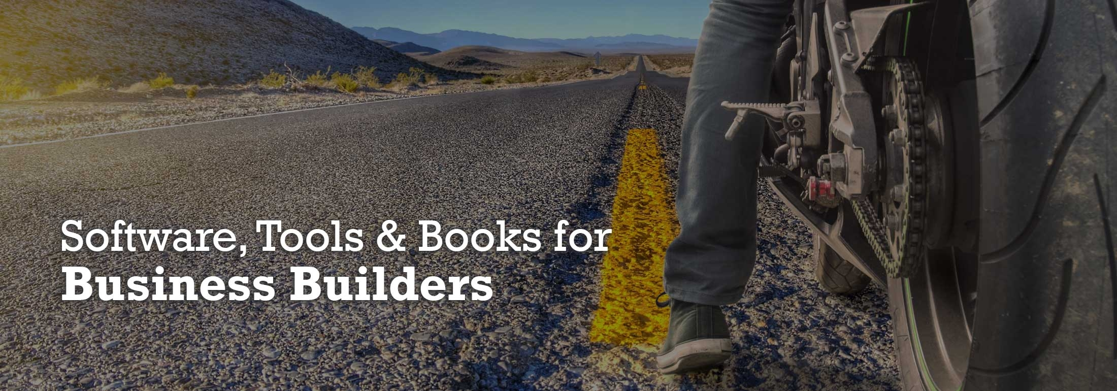 Software, tools and books for business builders | Blaze Your Own