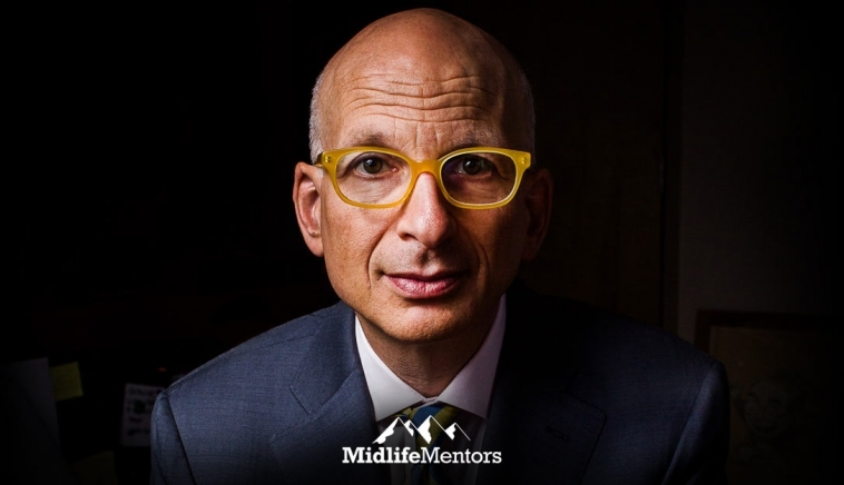 Midlife Mentors – Seth Godin | Entrepreneur, Best-Selling Author & Speaker